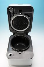 コラム: 家電製品ミニレビュー三菱「蒸気レスIH NJ-XS10J」