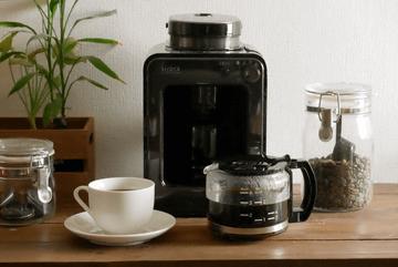 シロカ 全 自動 コーヒー メーカー