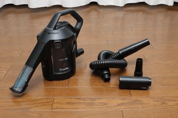 【家電製品ミニレビュー】普通の掃除機がジュースも ...