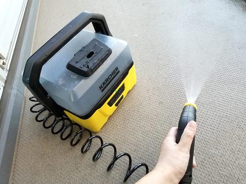 ベランダ 掃除