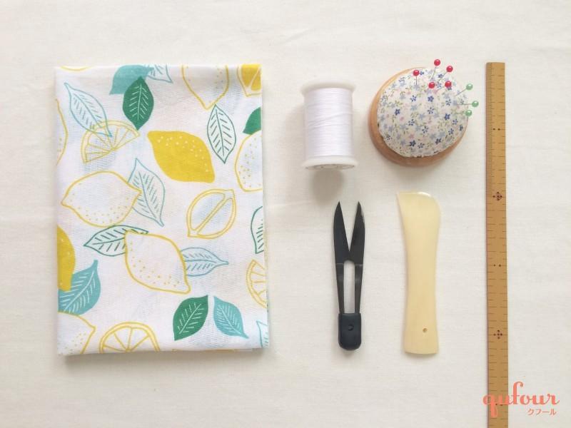 袋 手ぬぐい あずま 折る&直線縫いで簡単にできる、手ぬぐい1枚で作る「あずま袋」