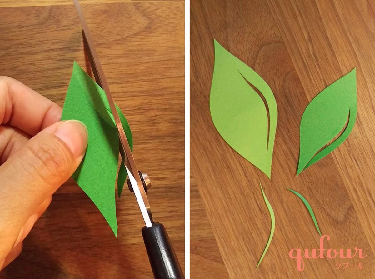 簡単 もみじ 折り紙