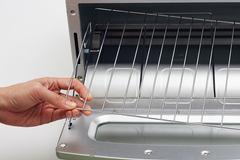 アラジン トースター 掃除