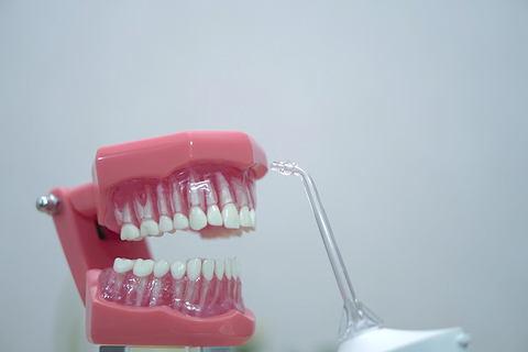歯ブラシ 水流