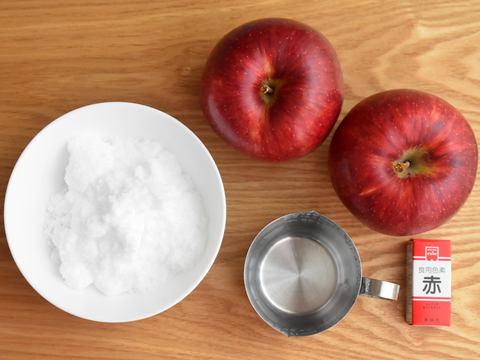 飴 作り方 りんご