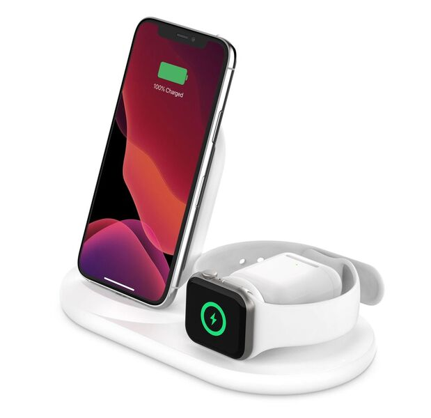 BOOST↑CHARGE 3in1 Wireless Charger