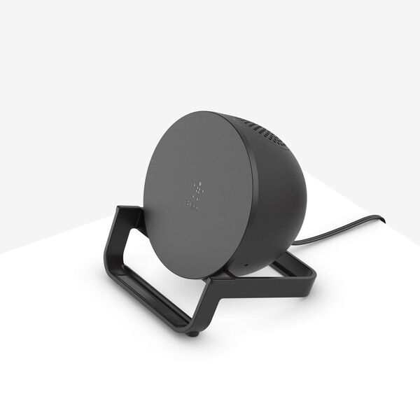 BOOST↑CHARGE Wireless Charging Stand+Speaker