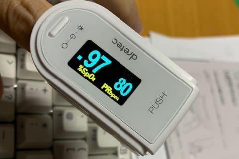 血 中 酸素 濃度 肺炎