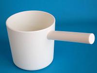 お湯を汲んでも、持ち上げやすい片手桶