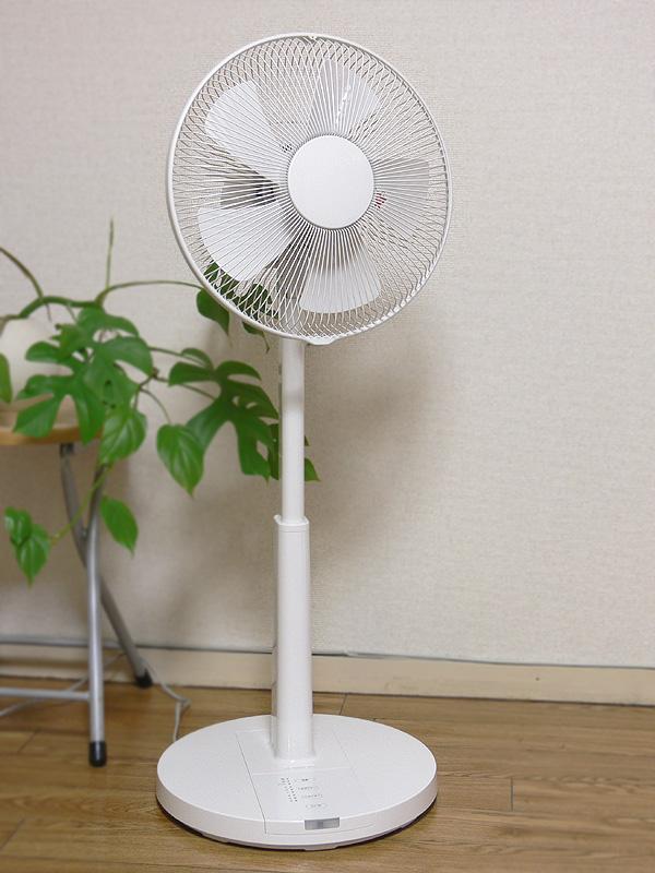 Ezx27# 無印良品 デスクファン 卓上扇風機 AT-DF09R2 ホワイト