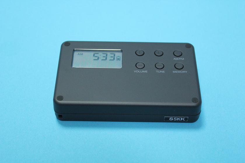 充電ラジオ 型番:M‐JR20