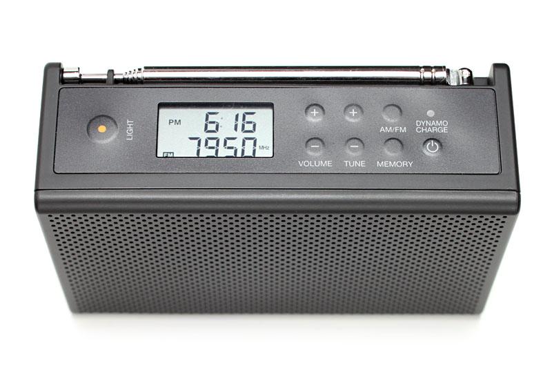 このラジオの惜しい点。