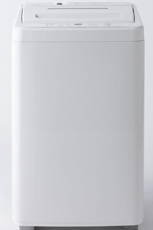無印良品、シンプルなデザインの6kg全自動洗濯機(1/3)