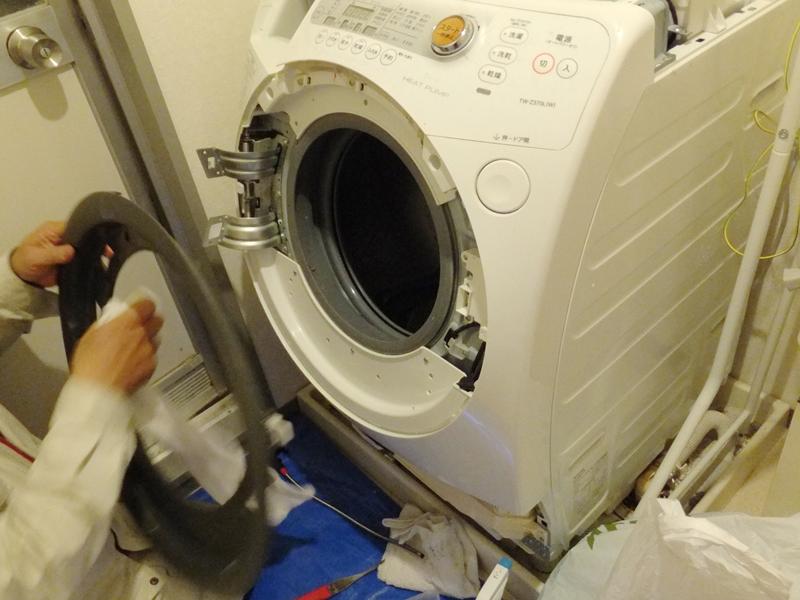 日立 水 抜き 洗濯 機