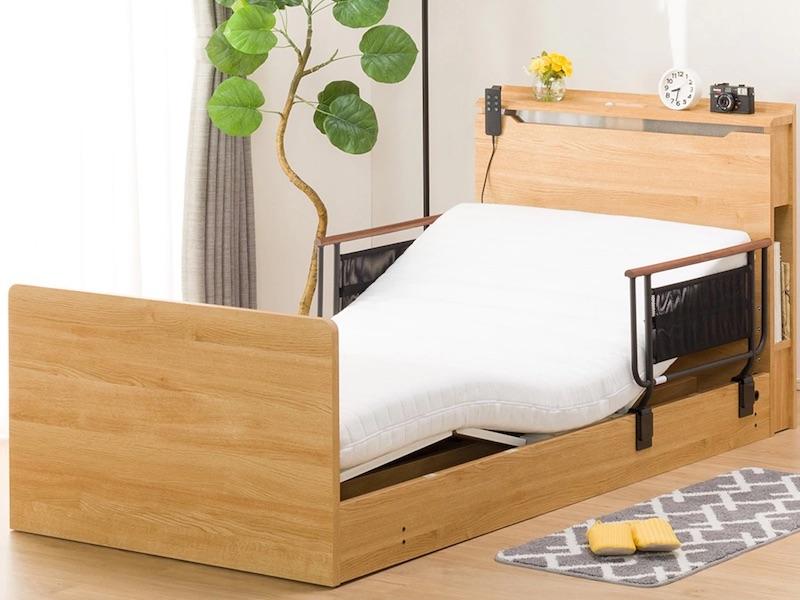 ニトリ 収納 ベッド 手順解説!ニトリの引き出し収納付きベッドの左右入れ替え方法