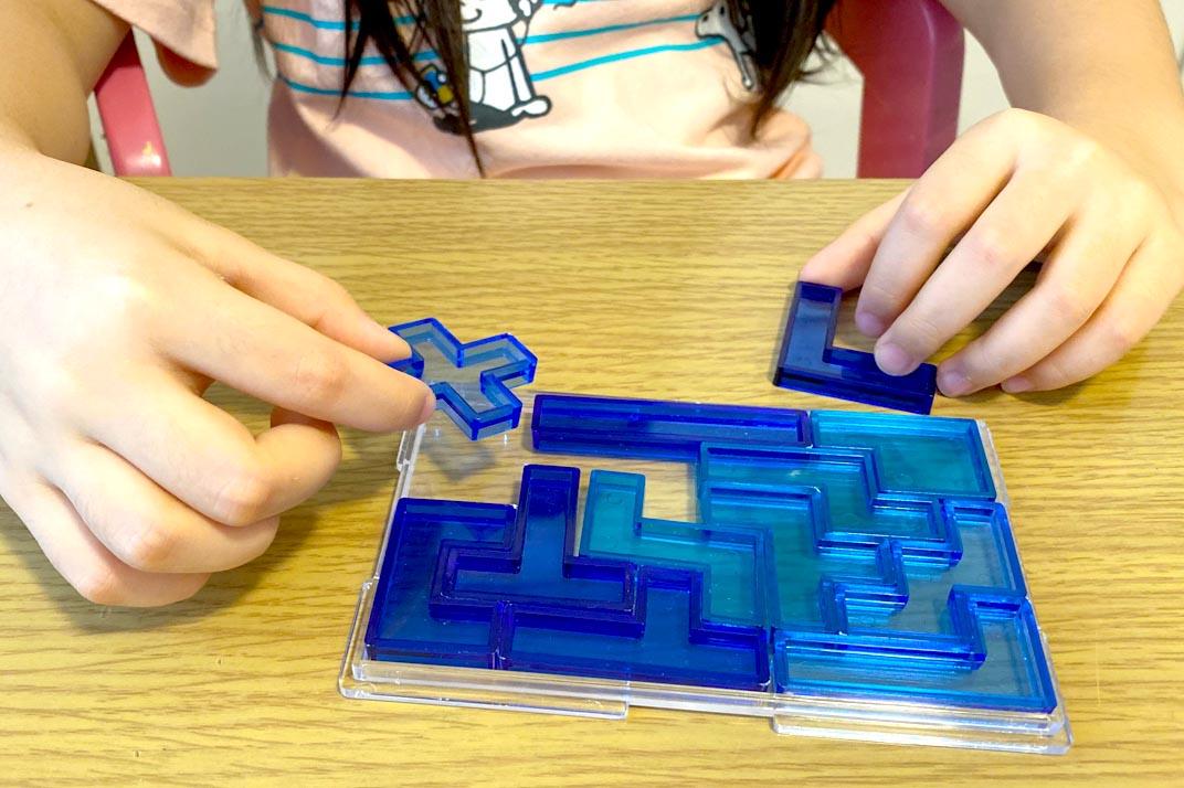永久に遊べるパズル」は本当だった!? シンプルだけど難しくて夢中に ...